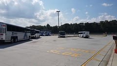 20171011_144721 (Metro Atlanta Transit Productions) Tags: grta srta xpress d4500ct 2011 2013 2014 2009 south ops operation garage facillity transdev gdot bus motorocoach mechanical forest park xpressbus