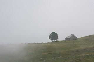 Buron du Pesquier Haut Aubrac, Aveyron