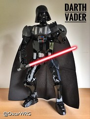 #LEGO #DarthVader #75111 #StarWars #BuildableFigures #CCBS #Constraction #LEGOstarWars #StarWarsLEGO Star Wars (@OscarWRG) Tags: lego darthvader 75111 starwars buildablefigures ccbs constraction legostarwars starwarslego
