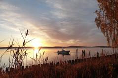 Sunrise (evisdotter) Tags: sunrise morning light sun sunny sooc autumn colors slemmern mariehamn reflections speglingar åland