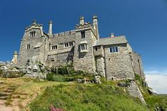 St Michael's Mount (Mike.Dales) Tags: stmichaelsmount nationaltrust marazion mountsbay cornwall penzance england castle