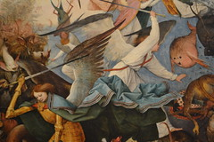The Fall of the Rebel Angels (TheManWhoPlantedTrees) Tags: tmwpt nikond3100 arts brussels pieterbruegel bruegel museum painting