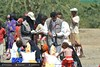 Mona Relief continues for the third day distributing food aid in Hodeidah in western Yemen (Mona Relief Yemen) Tags: yemen hodeidah zabid alturibah bait alraei aljarahi hess food aid dignity kits iomyemen khalsaaid