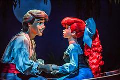The Little Mermaid ~ Ariel's Undersea Adventure - DCA (GMLSKIS) Tags: anaheim california disney