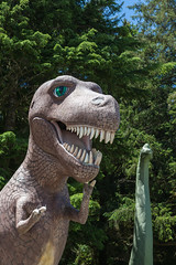 Hwy 101 CA-OR July 2018-53 (ntisocl) Tags: 2017 canon1dmarkiii canonef2470mmf28lusm hwy101 oregon oregoncoasthwy oregoncoast pacificnorthwest prehistoricgardens dinosaurs roadtrip roadsideattraction statues