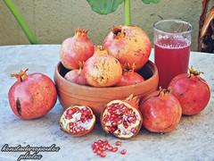 Pomegranate (barc952) Tags: pomegranate autumn fruit freshfruit greece juice freshjuice nature superfoods