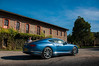 Bentley Continental GT 2018 model (L.C.Nøttaasen) Tags: bentley continental gt 2018 model blue orange red barcelona october 2017