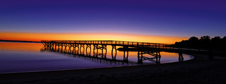 Sunrise at Yorktown Oct 27 2017