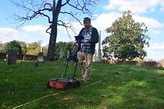 DSC_0824 (Montpelier Archaeology) Tags: slavecemetery gpr