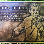 Roy Acuff's Opryland House Plaque thumbnail