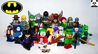 31 - Batman Rogues [HAPPY HALLOWEEN]