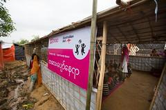 Our child-friendly space at Kutupalong, Cox's Bazar. (bracworld) Tags: coxs bazar bangladesh brac humanitarian aid crisis myanmar rakhine state healthcare basichealthcare children childcare child protection australian