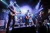Skinny Lister live in Cologne (tribalandre) Tags: skinny lister concert music livemusic gig kantine cologne folk rock punk shanty