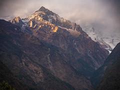 the Himalayas, ABC Trek, Nepal (CamelKW) Tags: abc annapurnabasecamptrek annapurnaregiontrek kathmandu mbc machapuchare machapucharebasecamp nepal pokhara