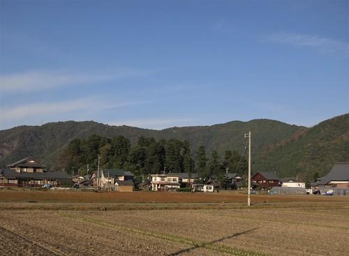 Kamo shrine, 2017 Nov. 2 at Naka-shinjo near Sabae-city