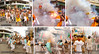 Phuket Vegetarian Festival (forum.linvoyage.com) Tags: portrait horror phuket vegetarian festival 2017 thailand people show night street flag traditional national chinese town city annual costume ecstasy entrancement fire huge celebrate crowd girl evening holy thai helloween blood terrible face boy women men red yellow gold портрет пхукет вегетарианский фестиваль ужас люди лица кровь таиланд тайланд phuketian