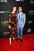 Honoree Kumail Nanjiani (R) and writer Emily V. Gordon attend the 21st Annual Hollywood Film Awards at The Beverly Hilton Hotel on November 5, 2017 in Beverly Hills, California. (Photo by Frazer Harrison/Getty Images for HFA)