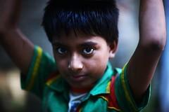 The Neighbour's Little Servant (N A Y E E M) Tags: boy servant neighbour portrait candid childlabour light street rabiarahmanlane chittagong bangladesh