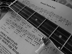 """""""Sweet Nora Lee"""" (rgrant_97) Tags: banjo music lesson 5string strings"""
