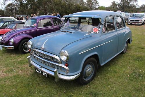 1954 Morris Oxford Series II Saloon