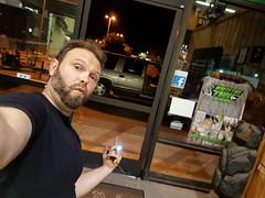 Break away door (Dustin Ledden) Tags: stunts breakaway glass special effects arrow gag actors reliant movie film