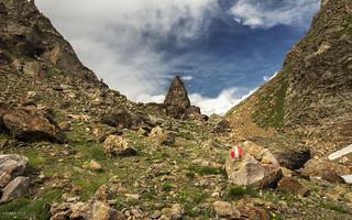 Bocchetta del Gallo - Alta Val Formazza (Italy)