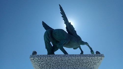 Pegasus in Corinth
