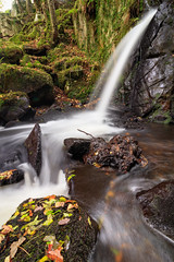 Splash (Howie Mudge LRPS BPE1*) Tags: arthog falls water waterfall cascade river longexposure rocks boulders leaf leaves trees moss grass woods woodland forest hiddengem landscape nature ngc nationalgeographic travel travelling traveller photo photograph photography photographer flow flowing running wet autumn october 2017 beautiful love gwynedd wales cymru uk canon canoneos80d 1018mm efs1018mmf4556isstm