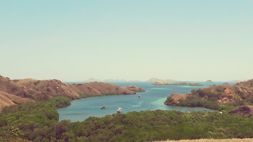 Rando Rinca Island
