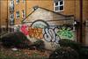 Rkid, Famos, Dowt, Cos... (Alex Ellison) Tags: rkid famos veg fops yrp dowt dfn cos cosa ac gs throwup throwie southlondon urban graffiti graff boobs
