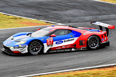 Ford GT at Petit Le Mans (Thumpr455) Tags: 2017 imsa petitlemans race roadatlanta braselton ga october nikon d5500 autoracing car auto automobile sportscar worldcars action speed fordgt ford redwhiteandblue afnikkor70200mmf28vrii michelin gtlm fordchipganassiracing
