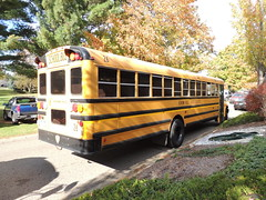 Kenowa Hills Public Schools (Nedlit983) Tags: school bus ic ce