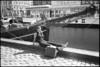 Danish sun (Franco & Lia) Tags: street fotografiadistrada photographiederue copenhagen københavn denmark danimarca analog pellicola film analogico ilford fp4 nikon af3 bellini hydrofen studional nyhavn