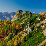 Autumn Colors in the Mountains thumbnail
