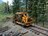 Track maintenance vehicle R1004257 Durango & Silverton RR (Recliner) Tags: baldwin dsng drg