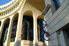 Montpellier - Antigone (Le.Patou) Tags: montpellier architecture building modern architecte graphique graphic urban urbanisme city cité cities cityscape antigone quartier district cycle windows