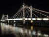 Albert bridge (akroushy) Tags: albertbridge battersea london reflection cityscape nightscape thames em5markii