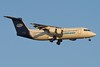 VH-NJP Cobham Aviation Avro 146 RJ100 (johnedmond) Tags: perth ypph australia aviation rj100 146 cobham aircraft aeroplane airplane sel55210 ilce3500 goldenhourlight 55210mm sony