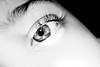 Eye (andreamenichetti) Tags: eye occhio canon eos 350d son blackandwhhite monocromo zoom particolare biancoenero bianco nero 1855 18 55