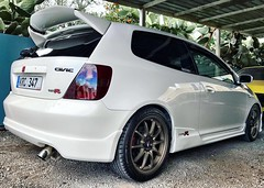 Honda Civic Type-R Ep3 (The Best Cars GR) Tags: honda civic vtec typer ep3 k20 k20a jdm best cars gr cyprus thebestcarsgr hondtata jap