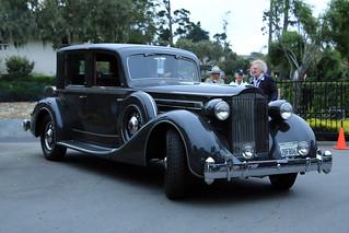 Packard 1207 Twelve Brewster Limousine 1935 1