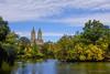 An Autumn Classic (CVerwaal) Tags: autumn centralpark sanremo thelake newyork ny usa fujifilmx100t velvia