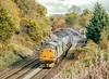 Valley 37's (Blaydon52C) Tags: tynevalley line railway rail railways trains train transport railroad locomotive locomotives newcastle carlisle 37 drs class37 directrailservices rhtt stocksfield