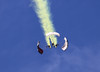 Tigers Freefall Team at Southport airshow (marklewis35) Tags: airshow parachute freefall sky southport