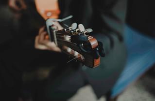 The Spanish guitarist...