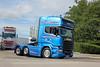 TV018107-Manchester. (day 192) Tags: manchester manchestercityfootballclub mcfc etihadstadium greatnorthwesttruckshow truckshow transportrally transportshow lorry lorries wagon truck scania r730 scaniar730 adt adtsthelens 792oad