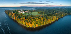 Pažaislis | Autumn Panorama | Kaunas Aerial #282/365