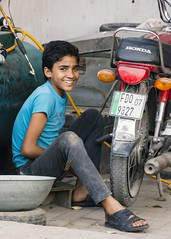 Smile (Rizwan_Saeed) Tags: street child children labour smile face nikon photography dailypic dailylife lahore pakistan