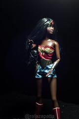 WONDER WOMAN NUBIA (@rafazapatta) Tags: aabarbie aadoll amazonas dceu photography sisbarbiedoll batgirl dccomics mujermaravilla nikon superhero superheroes superheroina superheroine wonderwomannubia