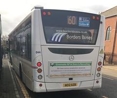 Borders Buses 11208 AE12 AZB (18.10.2017) (CYule Buses) Tags: service60 bordersbuses wcm westcoastmotors mercedesoc500le mercedesbus mcvevolution ae12azb 11208